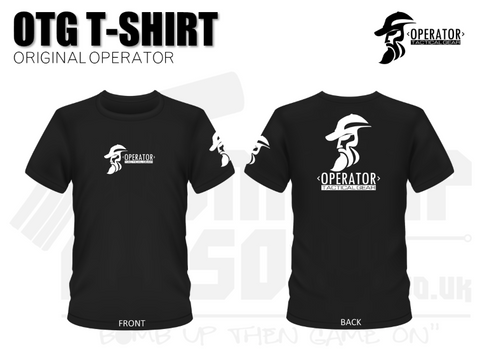 Operator Tactical Gear - The Original Operator T-Shirt