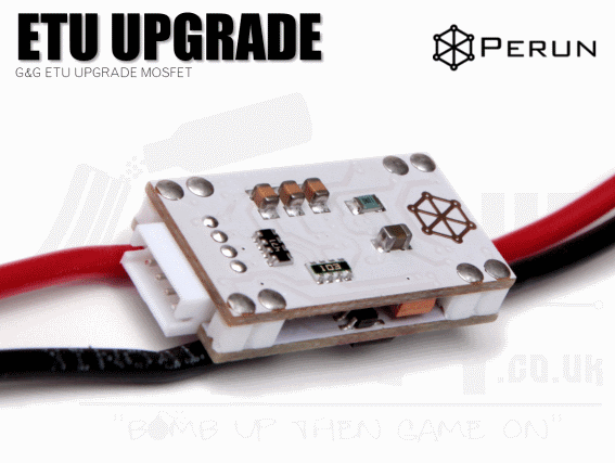 Perun G&G ETU Upgrade Kit