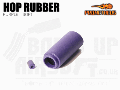 Prometheus Purple Hop Rubber and Nub (Soft)
