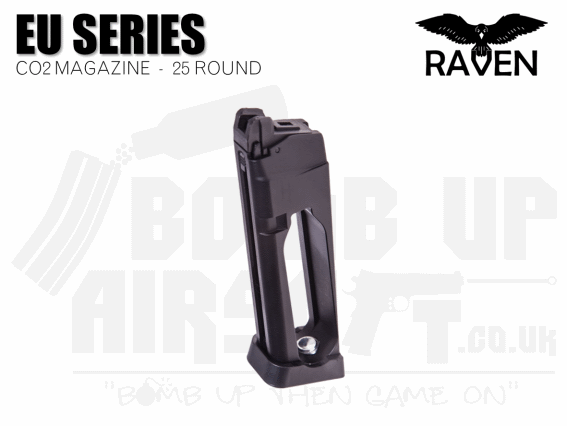Raven EU Series 30 Round Co2 Magazine