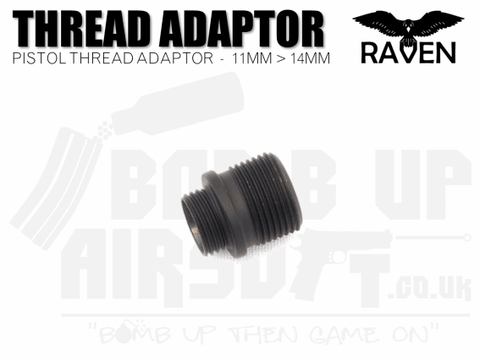 Raven Pistol Thread Adaptor