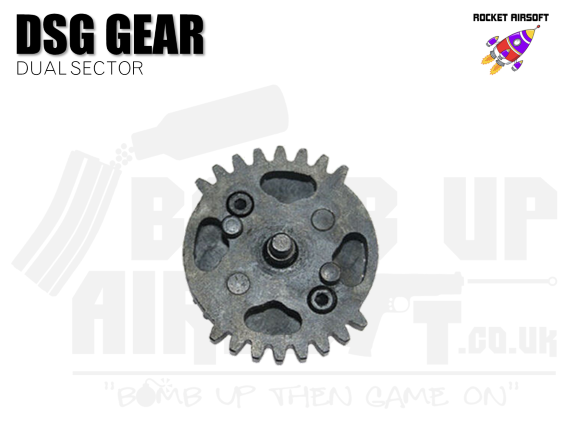 Rocket (SHS) CNC Dual Sector Gear (DSG)