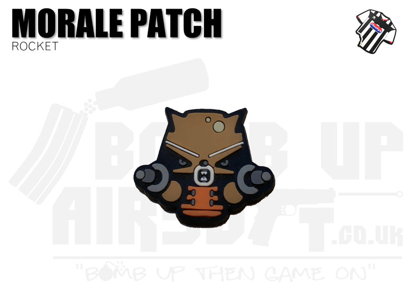 Rocket Mini PVC Patch