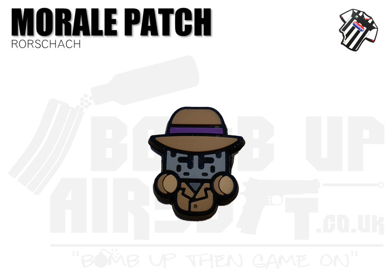 Rorschach Mini PVC Patch