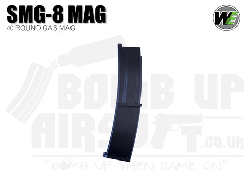 WE SMG 8 MAG