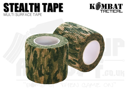 Kombat UK Stealth Tape - BTP