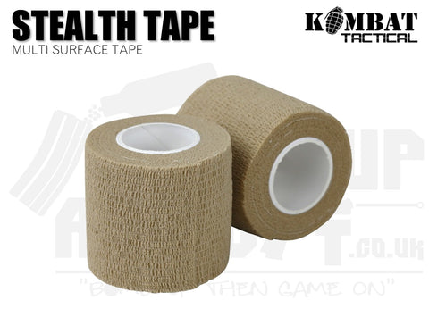Kombat UK Stealth Tape - Tan
