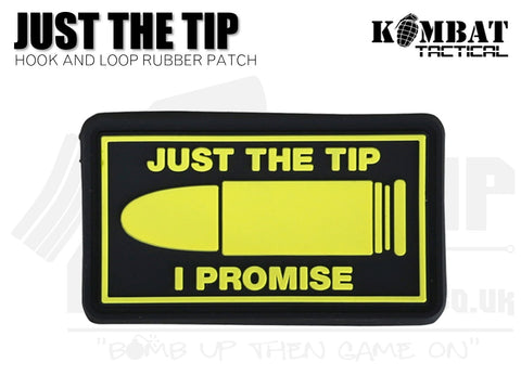 Kombat UK Just The Tip Patch