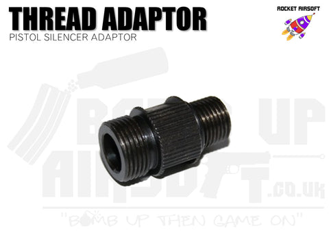 Rocket WE Pistol Silencer Adaptor