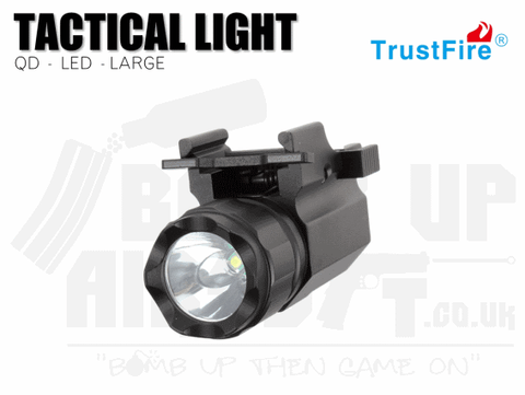 Trust Fire QD LED Pistol Torch Large P10