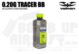 Valken Accelerate Promatch Tracer BBs - 0.20G