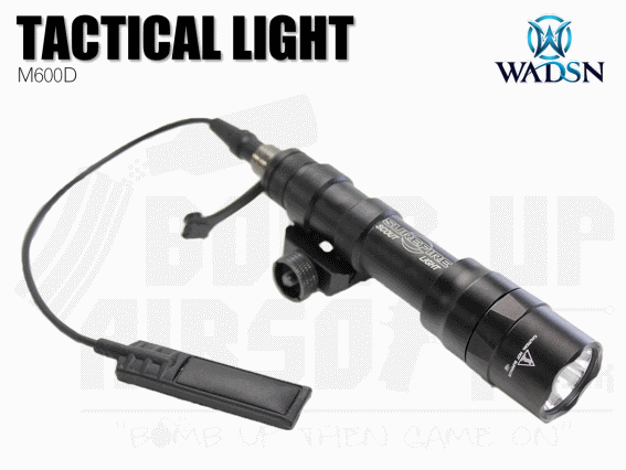 WADSN M600DF Tactical Rail Mounted Light