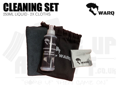 WARQ Helmet Cleaning Set