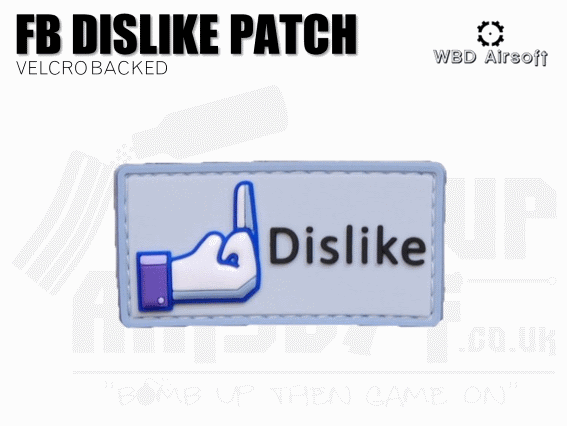 WBD Facebook Dislike Patch