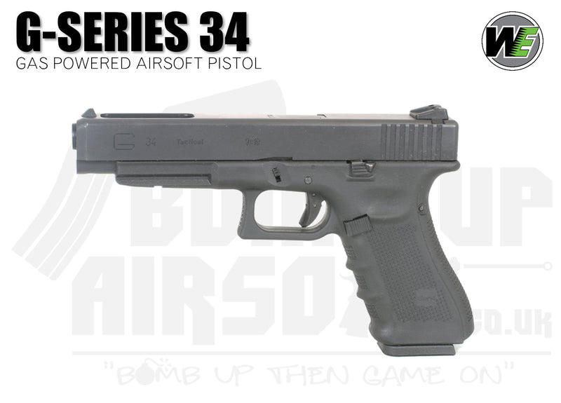 WE EU34 - Gen 3 Version GBB Airsoft Pistol
