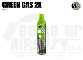 WE Airsoft Green Gas - 800ml