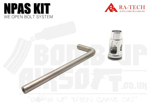 Ra-Tech NPAS Kit for WE Open Bolt System