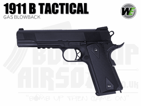WE 1911 - B GBB Airsoft Pistol
