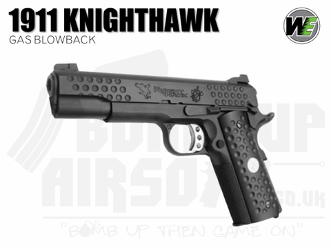 WE 1911 Knighthawk Airsoft Pistol