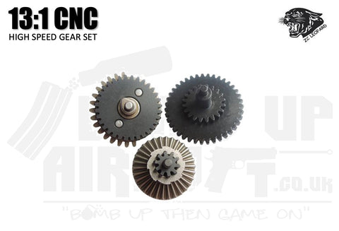ZCI CNC 13:1 High Speed Gear Set