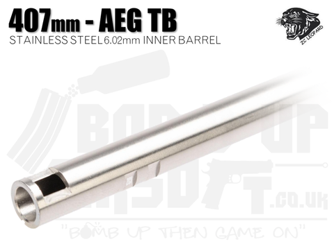 ZCI Stainless Steel 6.02mm Inner Barrel - 407mm