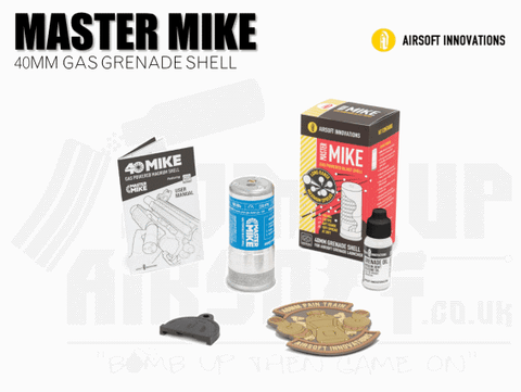 Airsoft Innovations Master Mike