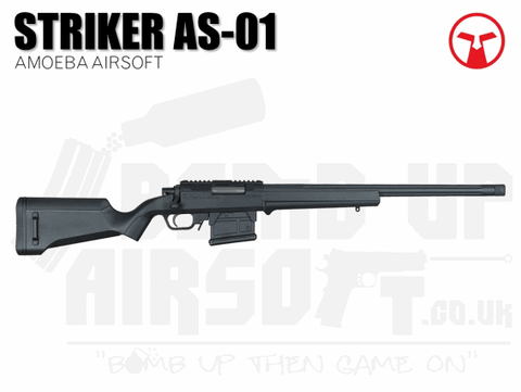 ARES AMOEBA STRIKER AS-01 - BLACK
