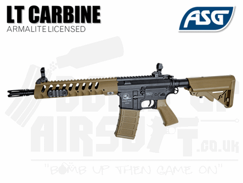 ASG ARMALITE LIGHT TACTICAL CARBINE - DT