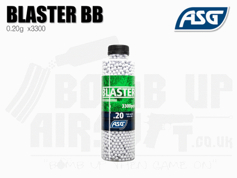 ASG Blaster 0.20g BBs 3300 Rounds