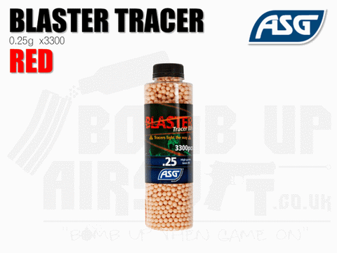 ASG Blaster Tracer BB 0.25g x3300 Red