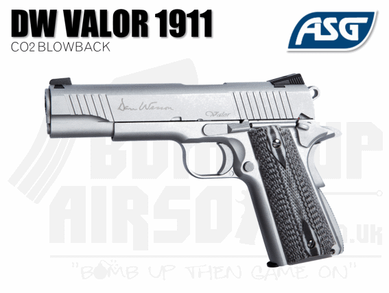ASG DAN WESSON VALOR