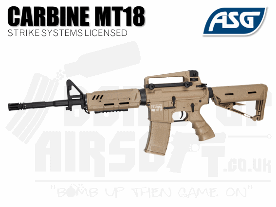 ASG STRIKE SYSTEMS CARBINE MT18