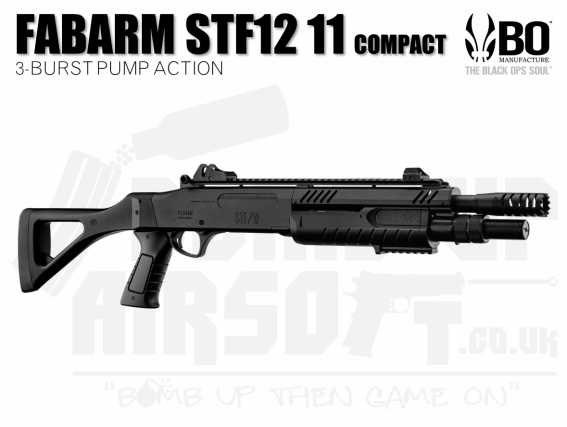 BO MANUFACTURE FABARMS STF12 11 COMPACT