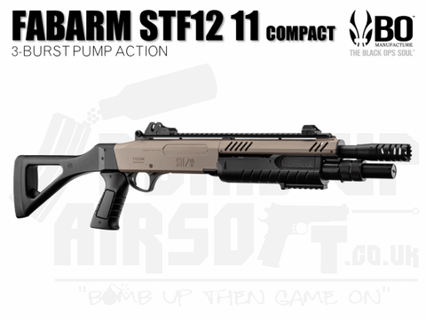 BO MANUFACTURE FABARMS STF12 11 COMPACT - DE