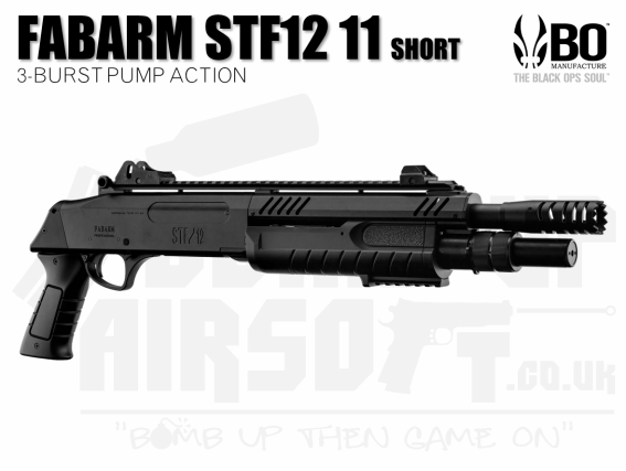 BO MANUFACTURE FABARMS STF12 11 SHORT