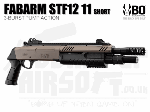 BO MANUFACTURE FABARMS STF12 11 SHORT - DE