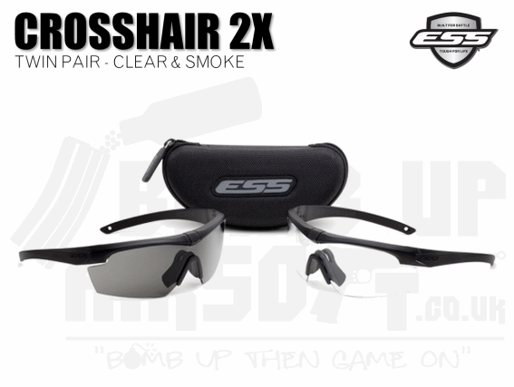 ESS CROSSBOW 2X KIT - BLACK