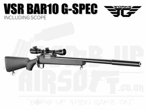 JG VSR BAR-10 G SPEC