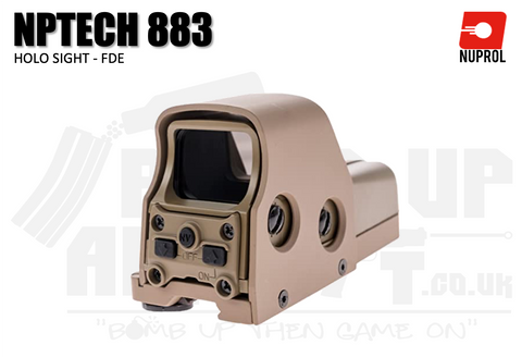 Nuprol 883 Holo Sight - FDE