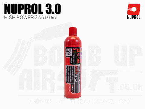 NUPROL 3.0 RED GAS