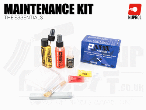 THE AIRSOFT MAINTENANCE KIT