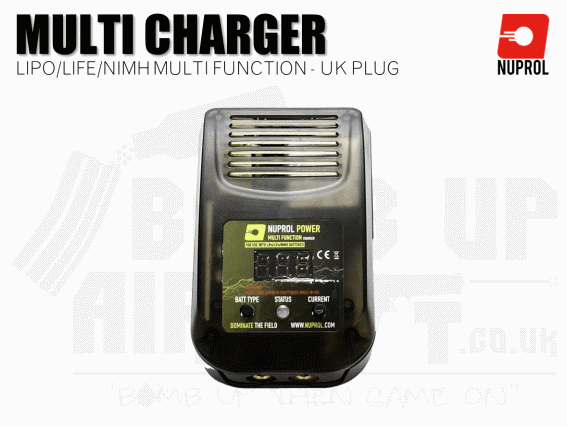 NUPROL MULTI FUNCTION CHARGER