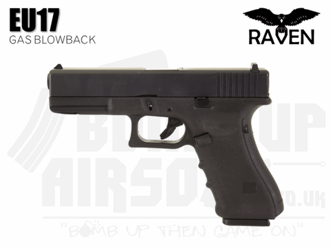 Raven EU17 Gas Blowback Airsoft Pistol