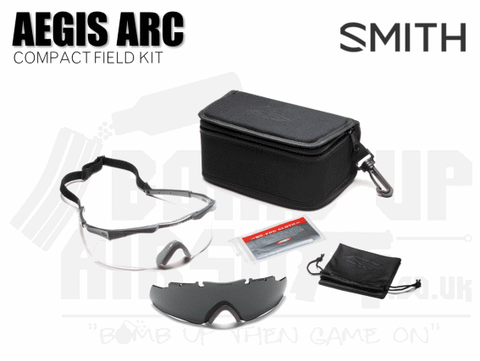 Smith Aegis Arc Compact Fit Eye Pro