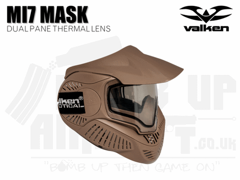 VALKEN MI7 MASK - TAN