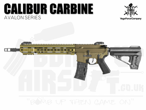 VFC AVALON CALIBUR CARBINE TAN
