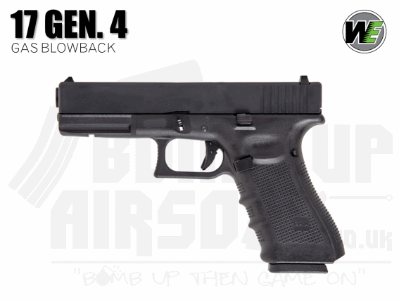 WE 17 GEN.4 BLACK