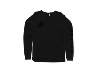 The M Collection (Custom Name Unisex Long Sleeve T Shirt)