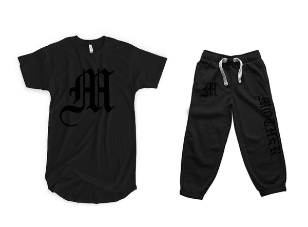 The M Collection (Unisex Sweatpant & T Shirt)