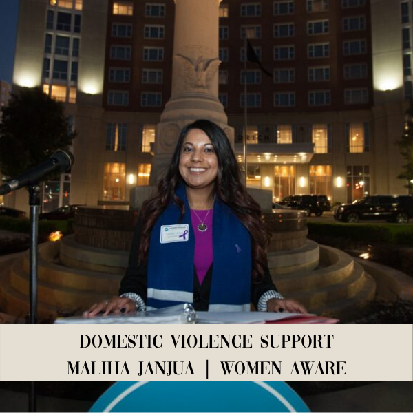 MODERN MUZE MASTERY x WOMEN AWARE | DOMESTIC VIOLENCE SUPPORT FOR VICTIMS AND CHILDREN DURING HOME ISOLATION